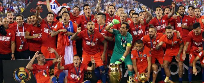 Coppa America 2016, il Cile campione torna a casa con il trofeo – Video