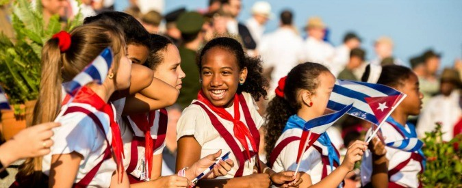 A Cuba, più bella e rivoluzionaria che mai