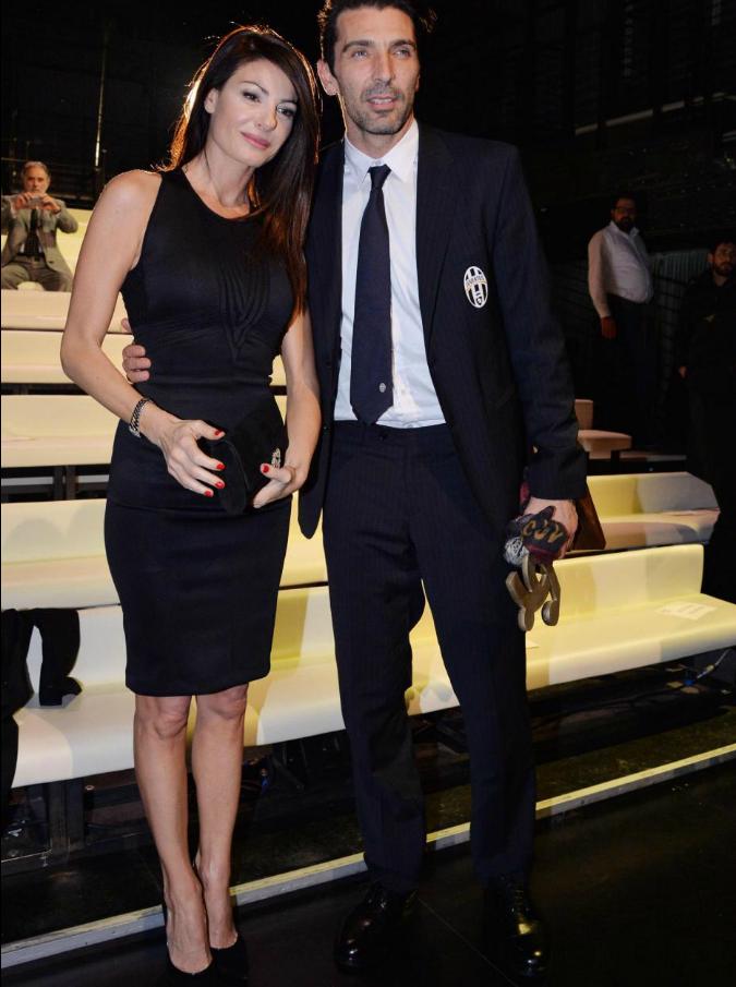 """Ilaria D'Amico: """"Gigi? Si preparando al ritiro dal campo. Da tanto immagina questo momento"""""""