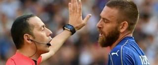 Europei 2016, Candreva non recupera. Anche De Rossi verso il forfait contro la Germania