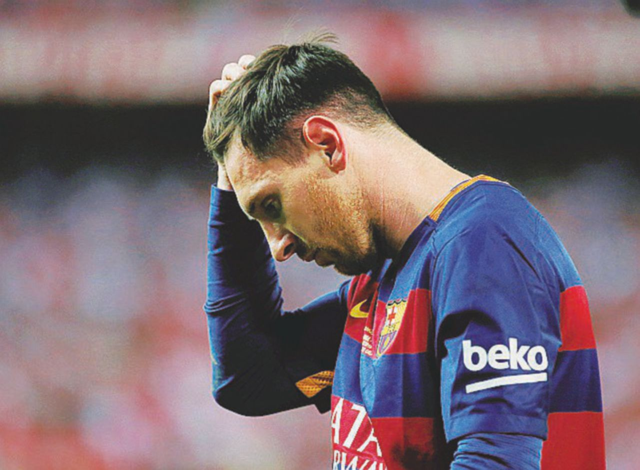 Messi e il padre a giudizio: evasione fiscale