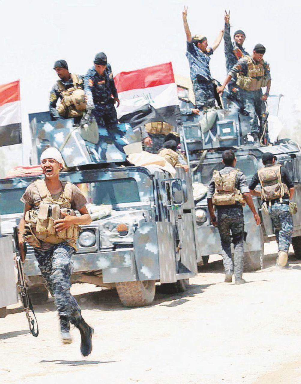 Prima Saddam, poi il Califfo: torna l'incubo Falluja