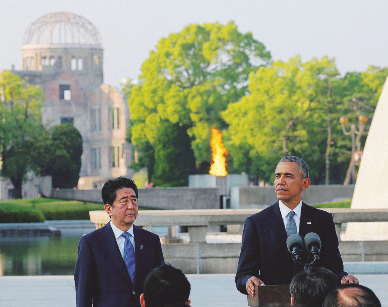 Obama e il mite giapponese che non dimentica la Bomba