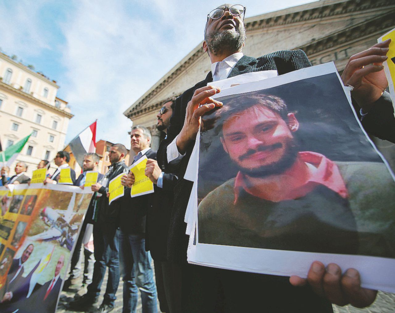 """Regeni sacrificato dal regime dei ricatti. E l'Italia sta zitta"""