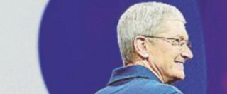 Apple, alla conferenza meno dispositivi, ma più software