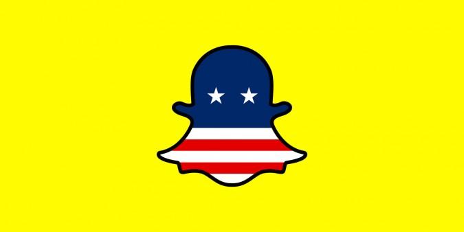Elezioni 2016, Snapchat aumenta partecipazione e voti dei giovani?
