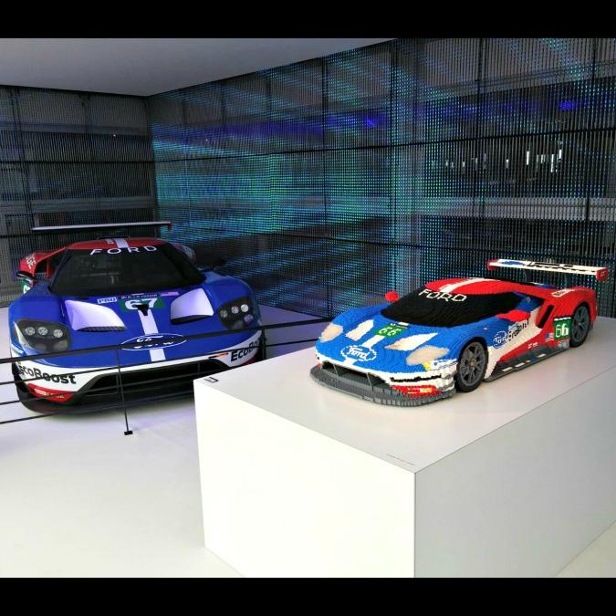 Ford GT, vincere è un gioco da ragazzi anche coi Lego – FOTO