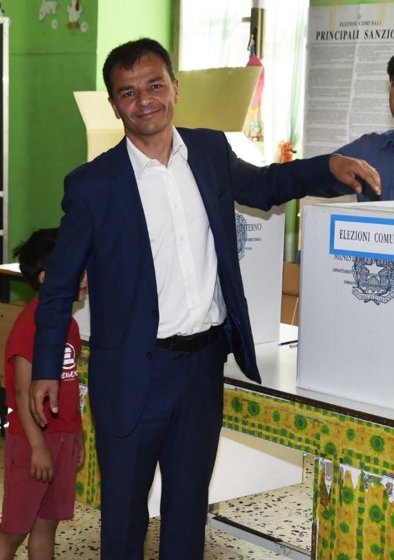 Roma, Stefano Fassina al voto per le comunali