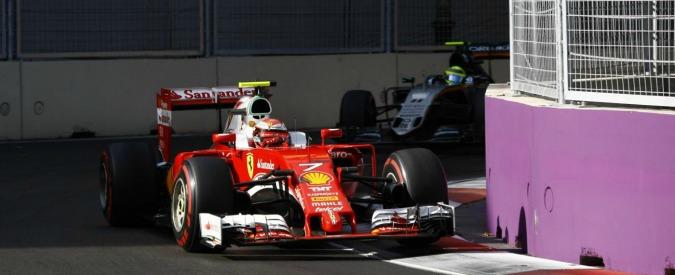 Gp di Baku, Ferrari ancora lontana: mancano carico e cavalli