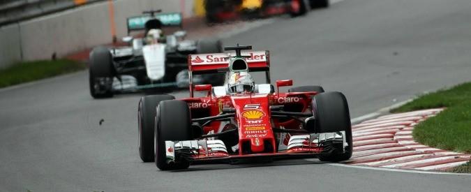 Formula 1, Gp Canada: Ferrari, sotto accusa la strategia e l'ala posteriore
