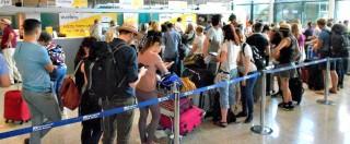 Italia-Svezia, sciopero dei controllori in orario partita: 115 voli cancellati a Fiumicino. Palermo, si 'ammalano' autisti