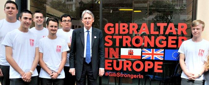 """Brexit, l'incubo di Gibilterra: """"Londra via da Ue? Colpo mortale a nostra economia"""""""