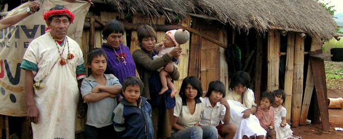 Bolivia: guaranì, non chiamateli indios