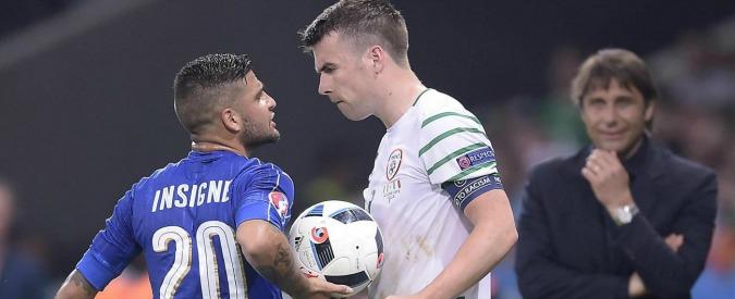 Europei 2016, l'Italia agli ottavi contro la Spagna: certezze sulla difesa, De Rossi-Thiago Motta l'anello debole. A Conte mancano le variazioni di ritmo