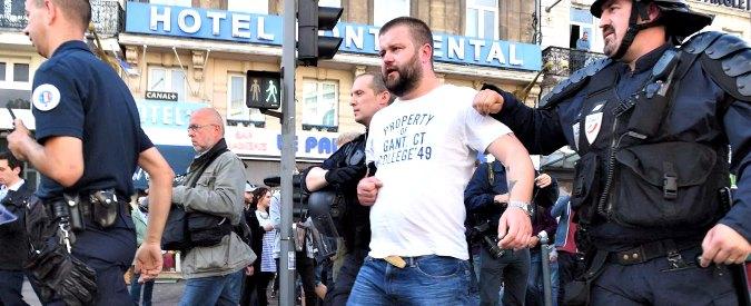 """Euro 2016, nuovi scontri a Lille: """"Tifosi russi hanno aggredito inglesi e gallesi"""". Due arresti – Video"""