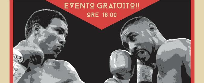 """Milano, torna """"L'Arte Della Boxe"""": più di venti pugili si sfidano sul grande ring di Piazza Città Lombardia"""