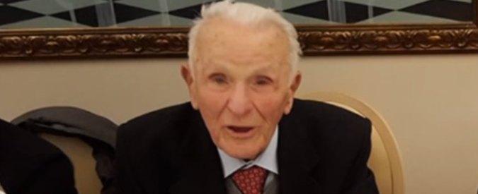 Mafia, morto il boss Di Maggio: i 100 anni furono celebrati a Cinisi con fuochi d'artificio
