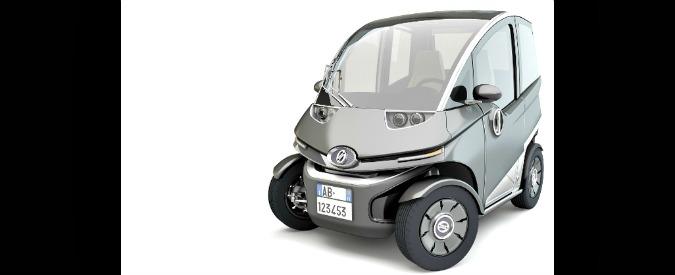 Alfazero Quick, la microcar elettrica made in Toscana ottiene l'omologazione EU