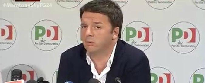 """Elezioni amministrative 2016, Renzi: """"Pd non è contento. Male Napoli: proporrò commissario. Miracolo Giachetti a Roma"""""""