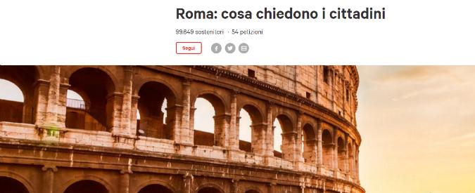 Elezioni Roma 2016: Raggi e Giachetti risponderanno alle richieste dei cittadini di Roma?