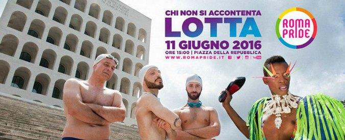 """Pride 2016 a Roma, Fendi contro la campagna: """"Non usate foto del Palazzo della Civiltà italiana, è nostra sede"""""""