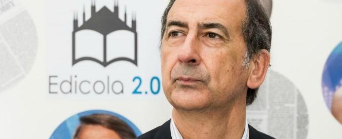 Elezioni Milano 2016 – A proposito di Beppe Sala che tenta di imporre gli ospiti a TeleLombardia