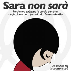 Sara del Pietro Vignetta Anarkikka