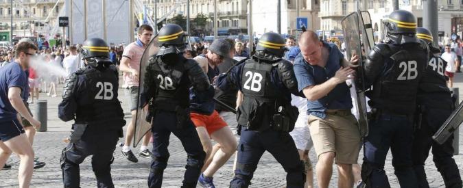 """Europei 2016, procuratore Marsiglia: """"150 tifosi russi addestrati a compiere violenze"""". Vietati alcolici prima di Belgio-Italia"""