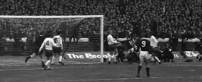 Europei 2016, la storia del Vecchio Continente attraverso il calcio – 1968, Scozia-Inghilterra: la partita più vista di sempre