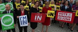Brexit, Scozia favorevole al 'Remain' in Ue. Se vince il 'Leave' colpito export agricoltura, petrolio e whisky
