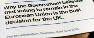 Brexit, l'ossessione di stampa e social britannici. La maggioranza dei media è favorevole all'uscita dall'Europa