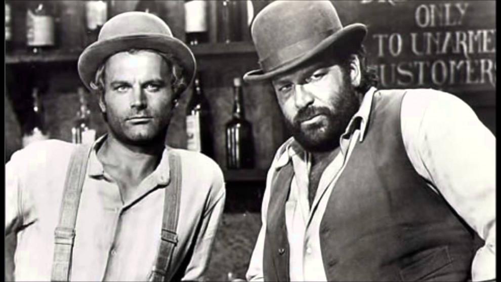 Terence e Bud