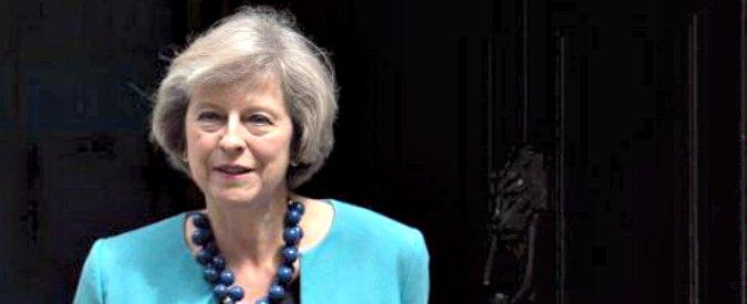 "Londra, May sarà premier e leader Tory. Mercoledì si insedierà a Downing Street: ""Brexit sarà un successo, Paese va unito"""