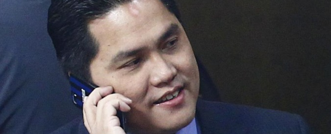 """Inter ai cinesi del Suning. """"Accordo raggiunto per l'acquisizione del 68% della società"""". Thohir ufficializzerà domani"""