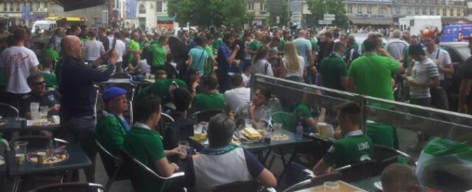 Europei 2016, il sindaco di Parigi premia i tifosi irlandesi: riconoscimento ufficiale per la loro goliardia