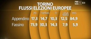 Torino flussi