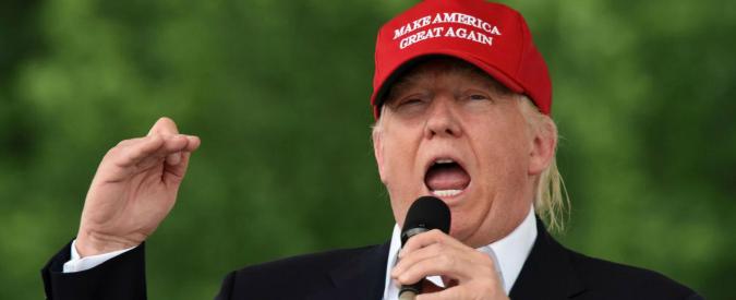 """Usa 2016, Trump alla Cbs: """"Ho fatto un sacco di soldi con Gheddafi. L'ho fregato"""""""