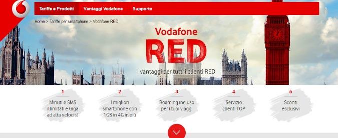 "Roaming, Giurì contro spot di Vodafone: ""Ingannevole"". A segnalarlo Tim e Wind (diffidate da Agcom)"