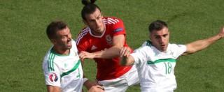 Galles-Irlanda del Nord: nel derby della Brexit a Bale e compagni basta un'autorete per arrivare ai quarti