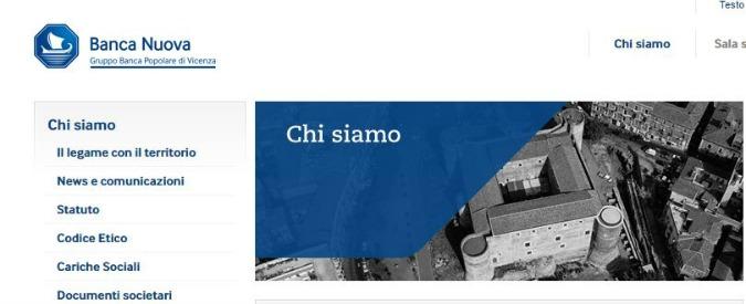 """Usura, assolti a Palermo i vertici di Banca Nuova: """"Il fatto non costituisce reato"""""""