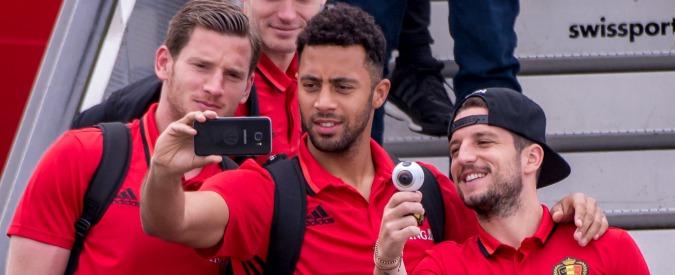 Belgio-Italia: Conte sceglie Pellè-Eder e punta tutto sul gruppo per contenere il talento di Hazard e De Bruyne