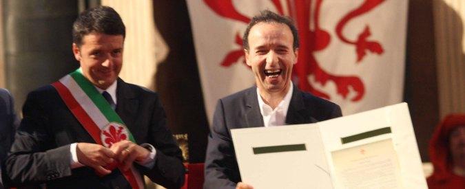 """Referendum riforme, Benigni cambia verso: """"Ho dato una risposta frettolosa. Con la mente scelgo il sì"""""""