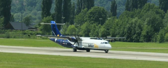 """Referendum aeroporto Bolzano, vince il no con il 70%. I Verdi: """"Già 120 milioni buttati nello scalo"""""""