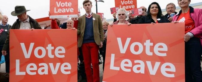 Brexit, tutti pronti per la catastrofe. Ma non fate appelli al 'buon senso' degli inglesi