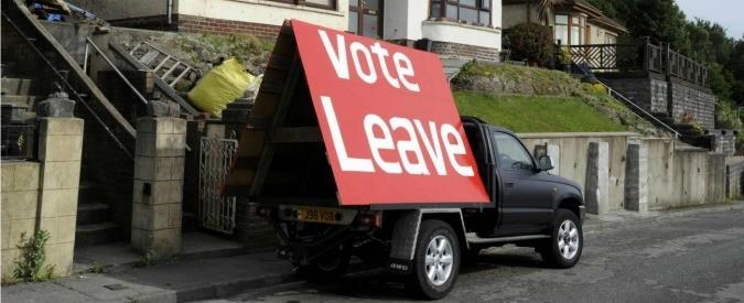 Brexit, l'Unione europea non è riformabile. E in Italia cosa farà il M5S?