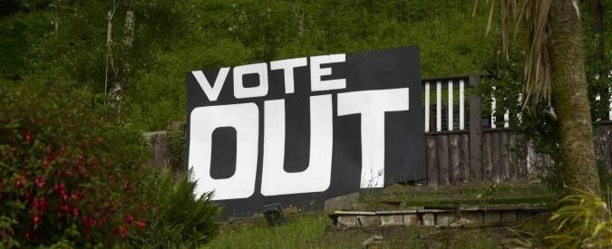 Brexit, uscire da Ue e Euro non è sufficiente: il problema è il neoliberismo