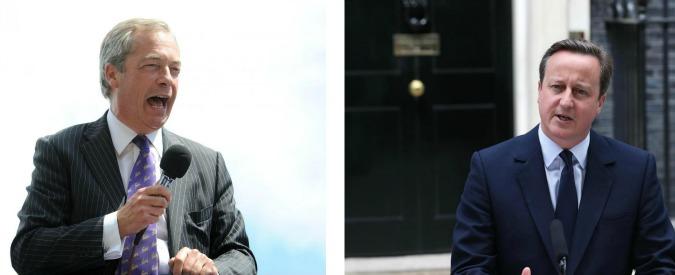 Brexit, Farage: 'Verso Indipendence day'. Cameron: 'Assurdo, Paese è già sovrano'. Juncker: 'Se uscite no a nuovi negoziati'