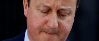 """Brexit, Cameron lo """"scommettitore"""" perde la giocata decisiva. La parabola: da astro dei Tory ai Panama Papers"""