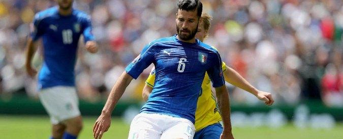 Italia-Spagna, brutta notizia per Antonio Conte: ancora noie muscolari, Candreva salta gli ottavi