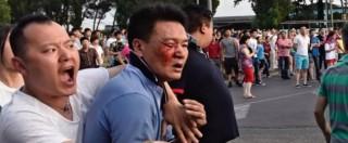 """Sesto Fiorentino, 2 arresti per gli scontri fra cinesi e forze dell'ordine. Il sindaco: """"Su rispetto regole saremo inflessibili"""""""